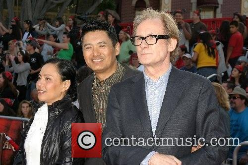 Chow Yun-Fat and Bill Nighy World Premiere of...