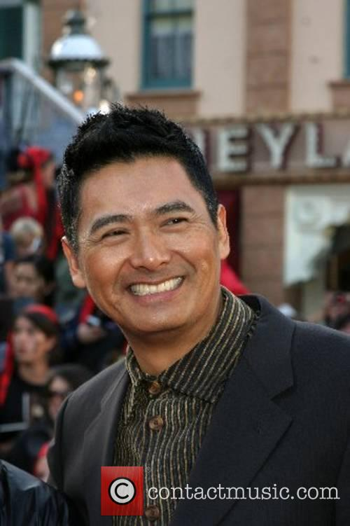 Chow Yun-Fat World Premiere of Walt Disney Pictures...