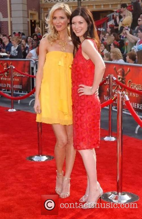 Vanessa Branch and Lauren Maher World Premiere of...