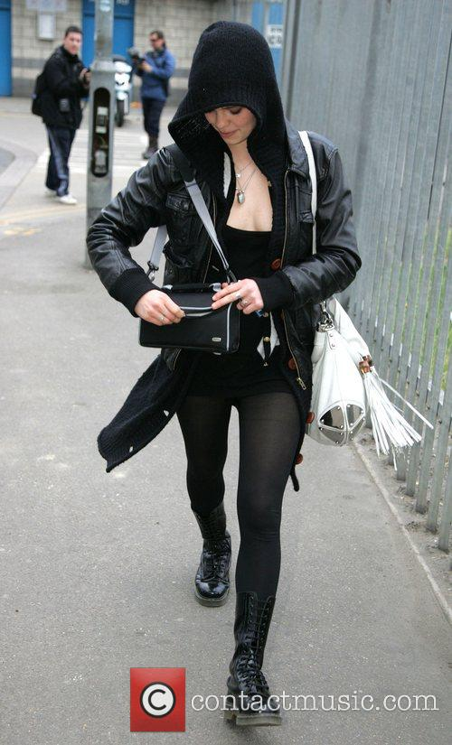 Pixie Geldof leaving Millwall football club after watching...