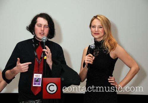 Director Keith Feighan and Jennifer Layne Park Premiere...
