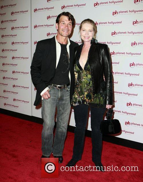 Patrick Swayze and Lisa Niemi 2