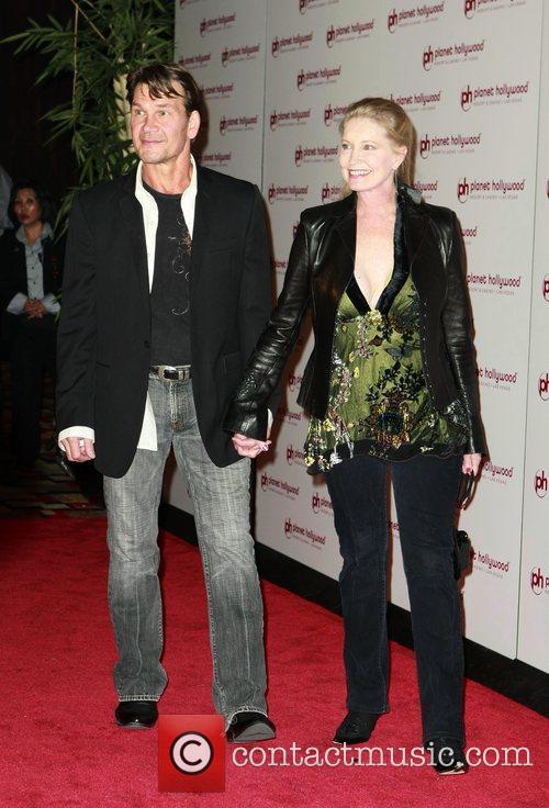 Patrick Swayze and Lisa Niemi 3