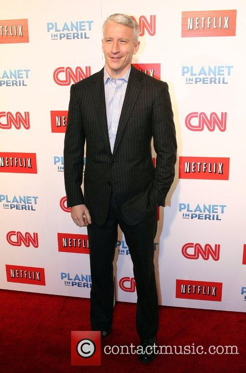 Anderson Cooper, Hollywood Roosevelt Hotel