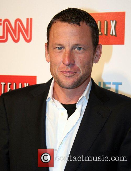 Lance Armstrong, Hollywood Roosevelt Hotel
