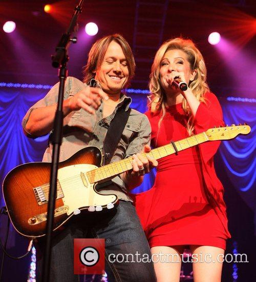 Keith Urban, Sarah Buxton Academy of Country Music...