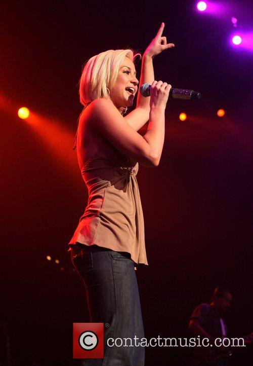 Kellie Pickler Academy of Country Music Charitable Fund's...