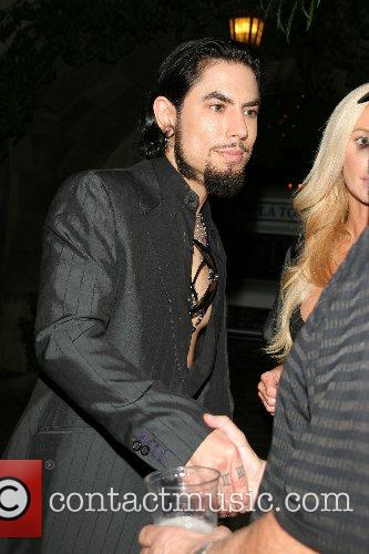 Dave Navarro Hot August Nights charity event, benefiting...
