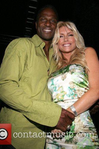 Willie Gault and Brande Roderick Hot August Nights...