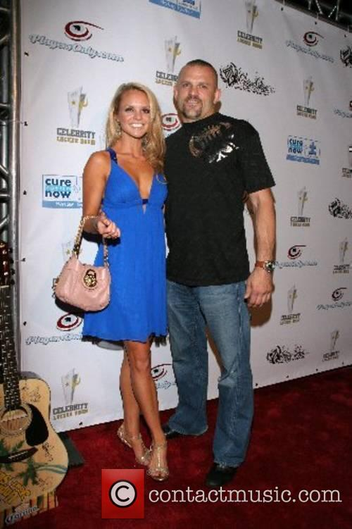Erin Wilson and Chuck Liddell 2nd Annual All...