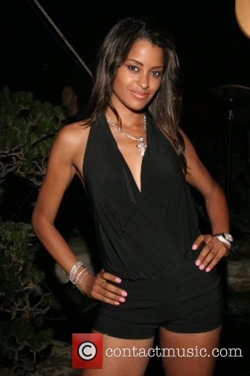 Claudia Jordan 2nd Annual All Star Night at...