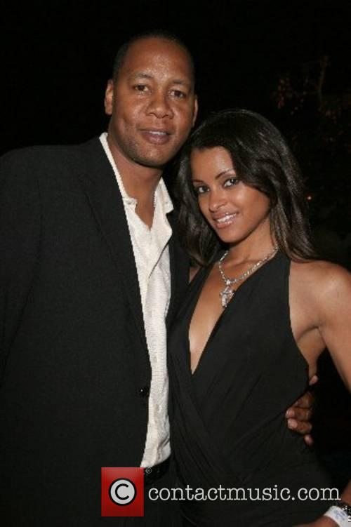 Mark Curry and Claudia Jordan 2nd Annual All...