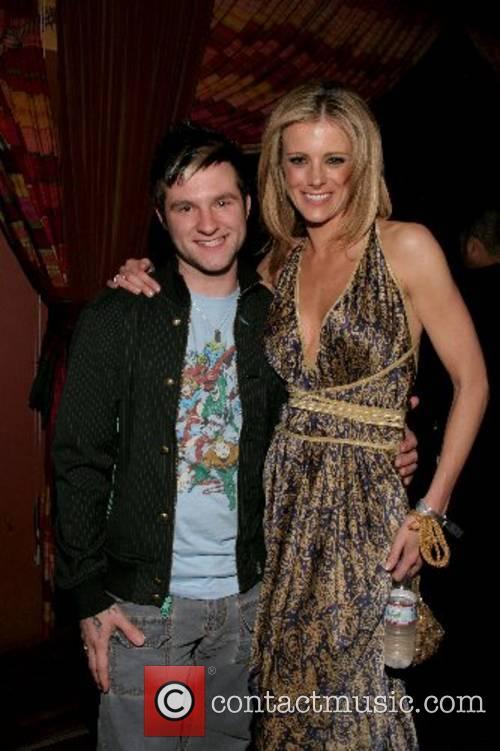Blake Lewis and Kristine Lefebvre Playboy Magazine June...