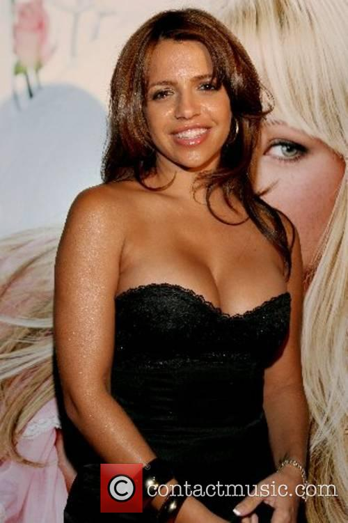 Vida Guerra Playboy Magazine June issue release party...