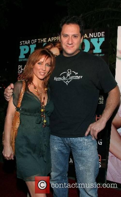 Jennifer Korbin and Brian Wallos Playboy Magazine June...