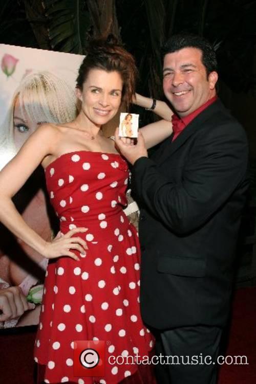 Alicia Arden and James Bartholet Playboy Magazine June...