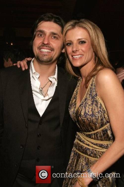 Ludo Lefebvre and Kristine Lefebvre Playboy Magazine June...
