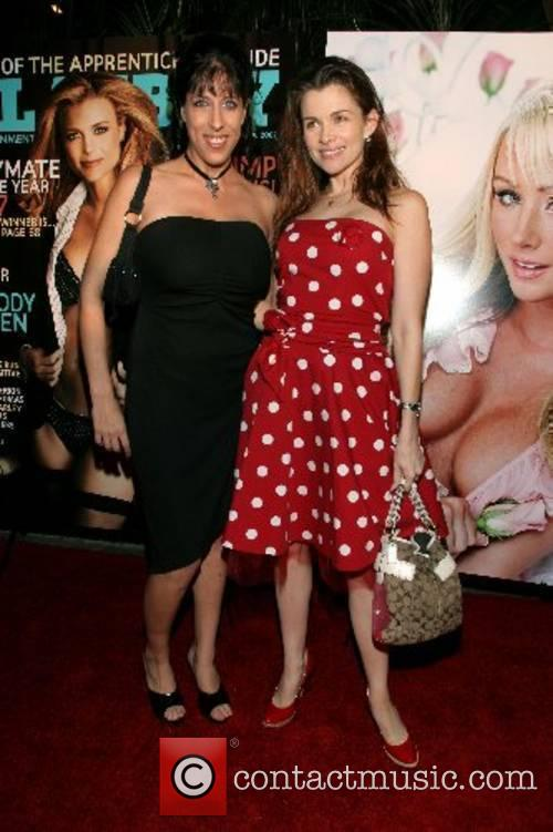 DeeDee Bigelow and Alicia Arden Playboy Magazine June...