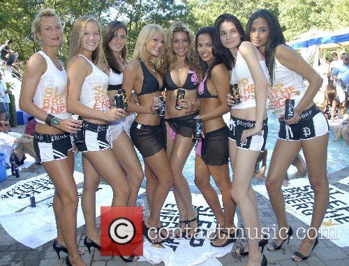 Playboy Bunnies Playboy Party at W Hotel Hamptons...