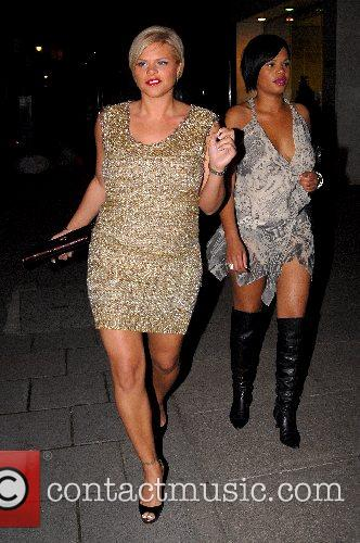 Jade Goody and Playboy 2