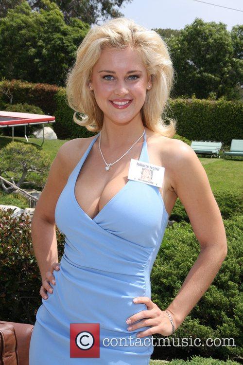 Juliette Frette, Playboy Magazine's Miss June 2008