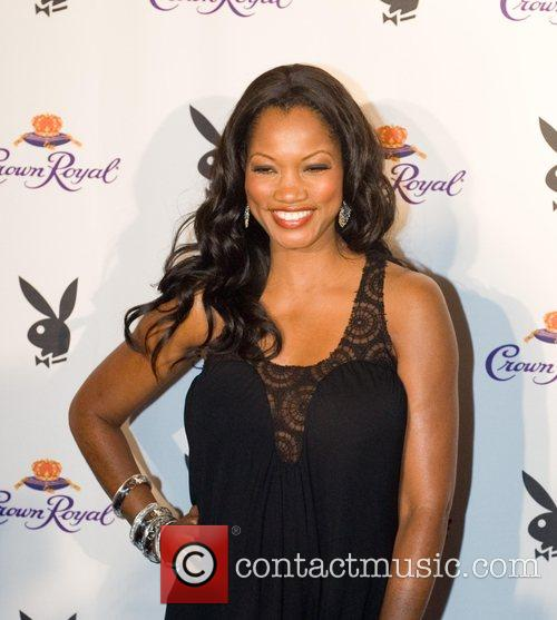 Garcelle Beauvais-Nilon Crown Royal Playboy Lounge in celebration...
