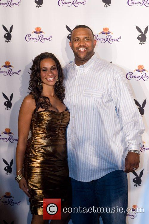 Amber Sabathia, C.C. Sabathia Crown Royal Playboy Lounge...