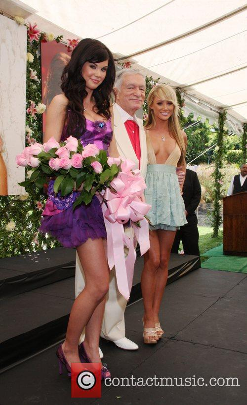 Jayde Nicole, Hugh Hefner and Playboy 2