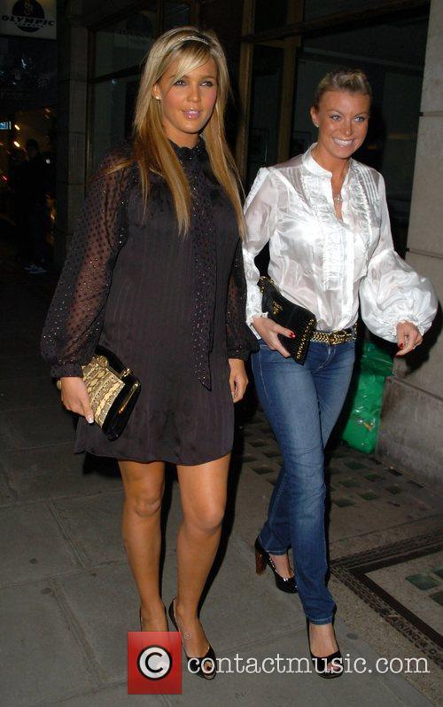 Danielle Lloyd and Playboy 1