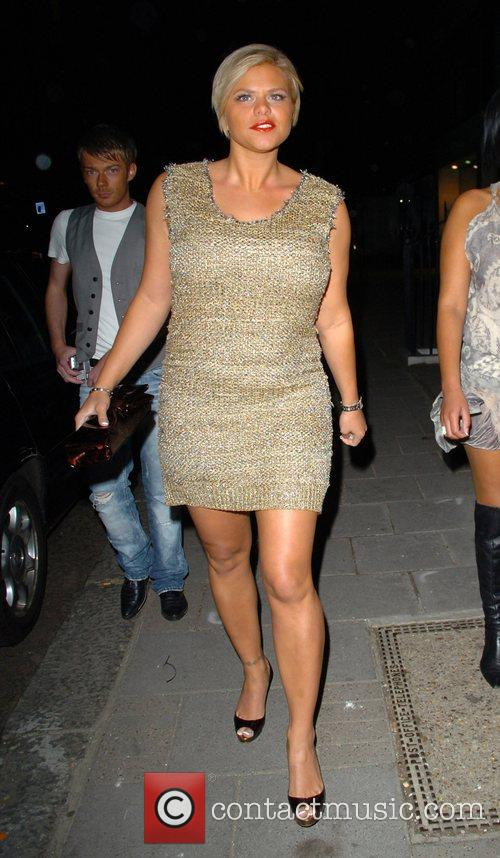 Picture - Jade Goody and Playboy London, England, Thursday 27th ...