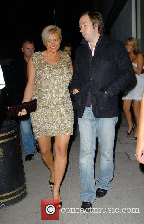 Jade Goody and Playboy 3