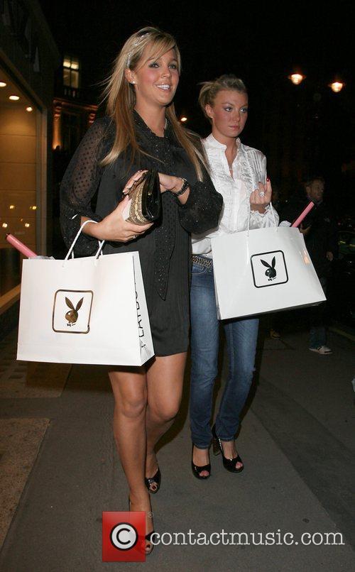 Danielle Lloyd and Playboy 10
