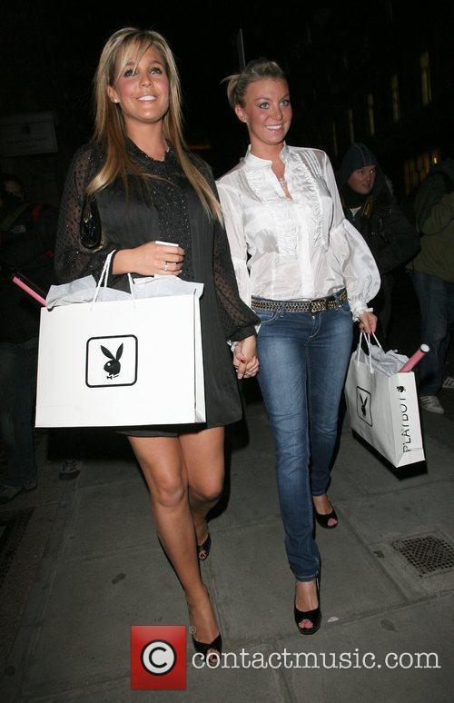 Danielle Lloyd and Playboy 9