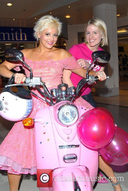 Caroline Monk and Rebecca Lowe 'They Pink it's...