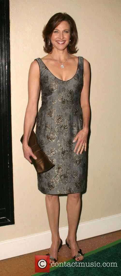 Brenda Strong,  Premiere of 'A Plumm Summer'...