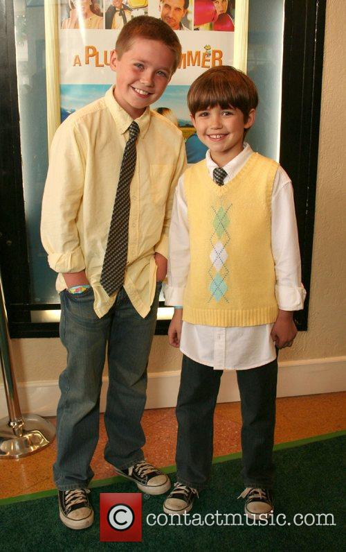 Brennan & Preston Bailey,  Premiere of 'A...
