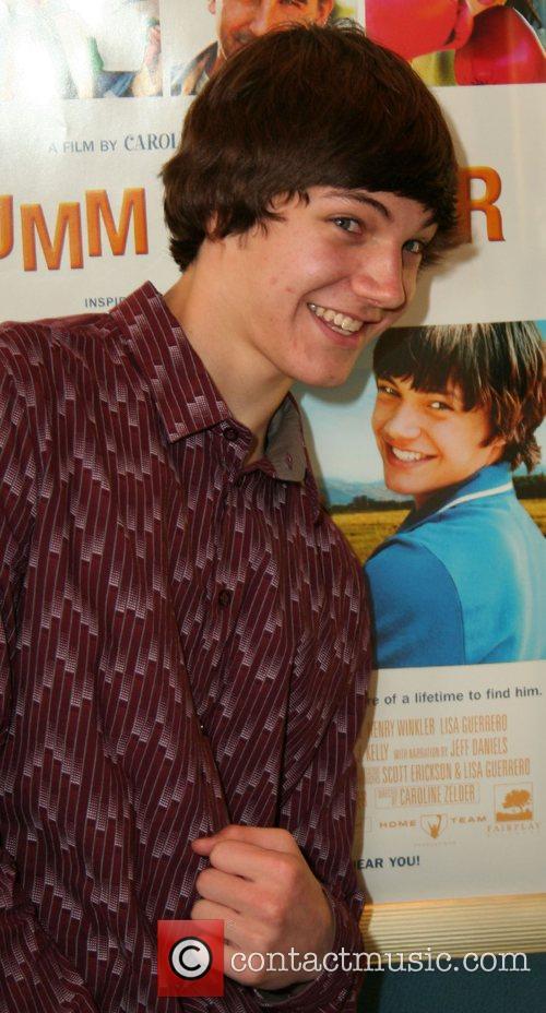 Chris Kelly,  Premiere of 'A Plumm Summer'...