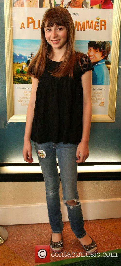 Jasmine Jessica Anthony,  Premiere of 'A Plumm...