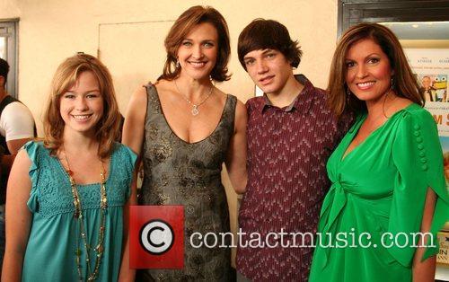 Morgan Flynn, Brenda Strong, Chris Kelly, & Lisa...