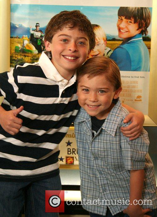 Raymond & Ryan Ochoa,  Premiere of 'A...
