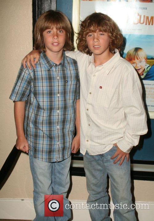 Tristan & Nic Puhese,  Premiere of 'A...