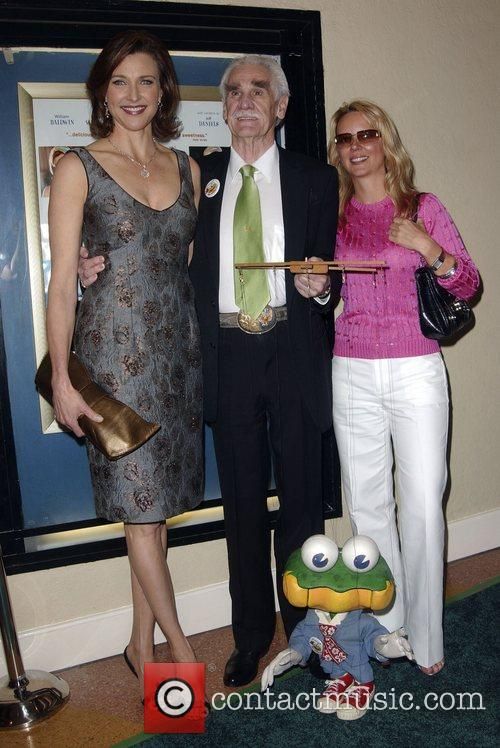 Brenda Strong, Happy Herb McAllister and Caroline Zelder...