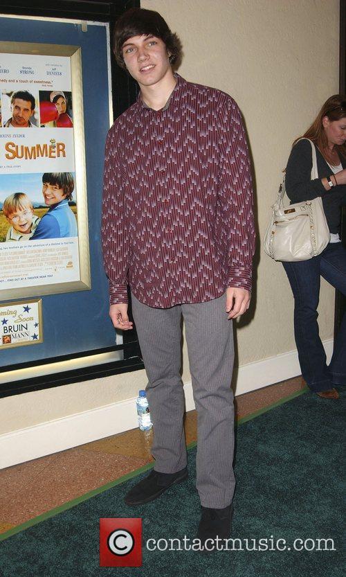 Chris J. Kelly Premiere of 'A Plumm Summer'...