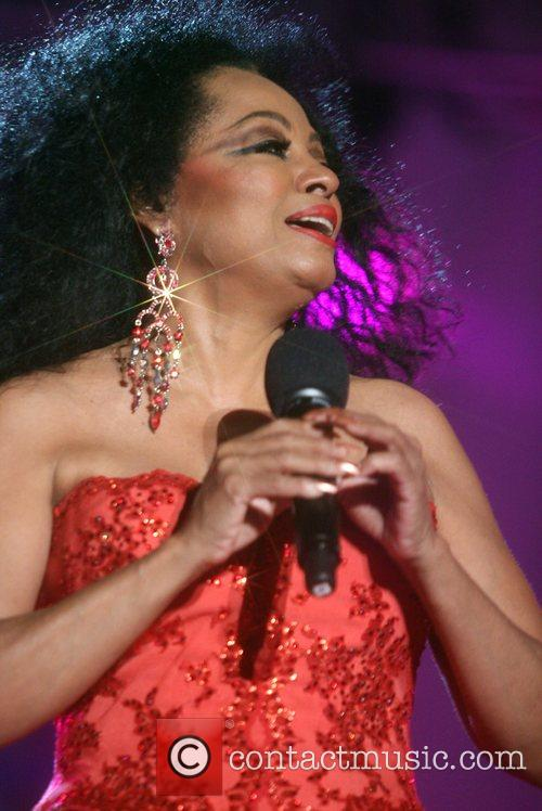 Diana Ross Plymouth Jazz Festival, 2008 - Day...