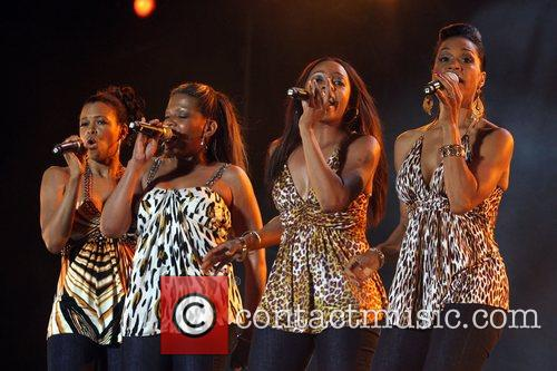 En Vogue Plymouth Jazz Festival, 2008 - Day...