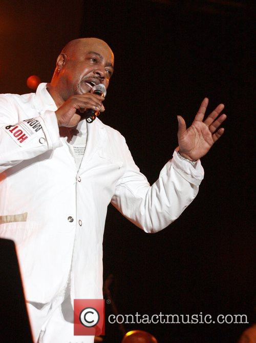 Peabo Bryson Plymouth Jazz Festival, 2008 - Day...