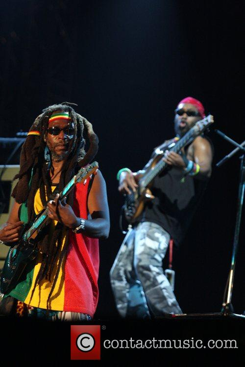 Steel Pulse Plymouth Jazz Festival, 2008 - Day...