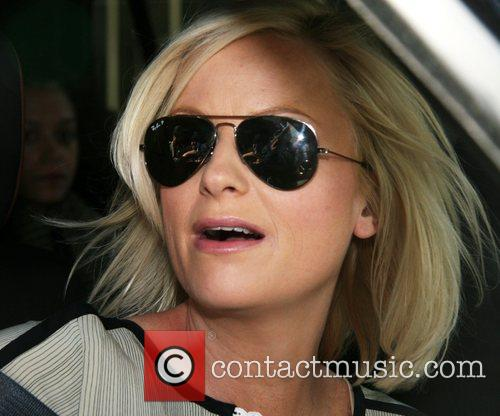 Amy Poehler leaving ABC Studios after appearing on...