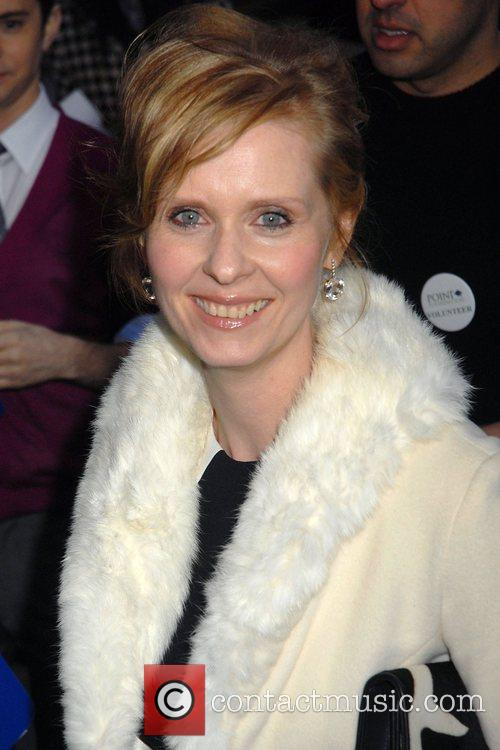Cynthia Nixon Point Foundation Honors the Arts 2008...
