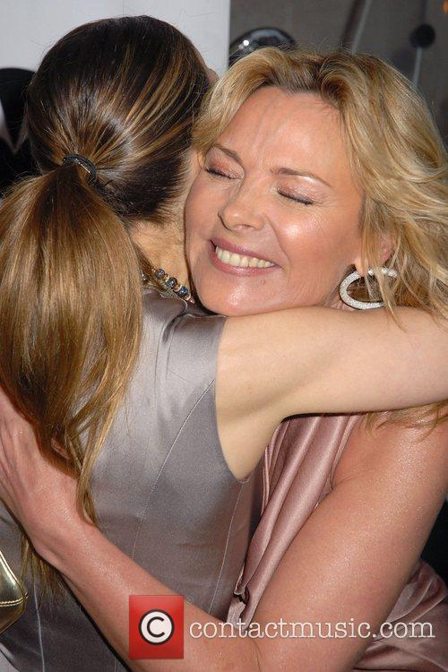 Kim Cattrall, Sarah Jessica Parker Point Foundation Honors...